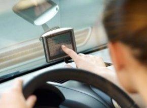 Rijden op navigatie
